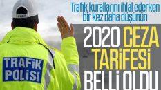 2020 Trafik Ceza Rehberi