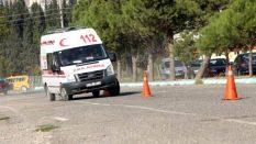 112 Ambulans Şoförü Eğitimi