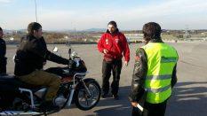 Motosiklet Güvenli Sürüş Teknikleri